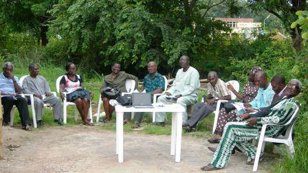 FOUNDATION MEMBERS IN OPEN AIR COUNCIL